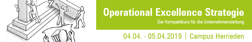 Operational Excellence Strategie