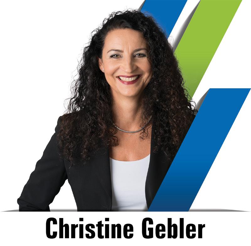 Christine Gebler