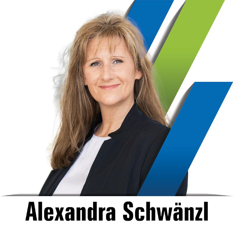 Alexandra Schwänzl