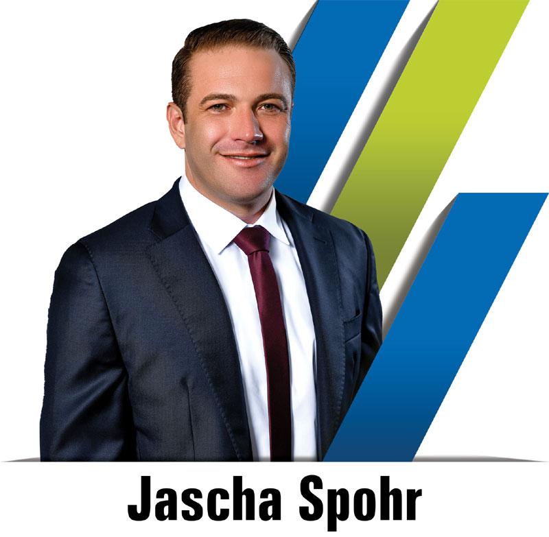 Jascha Spohr