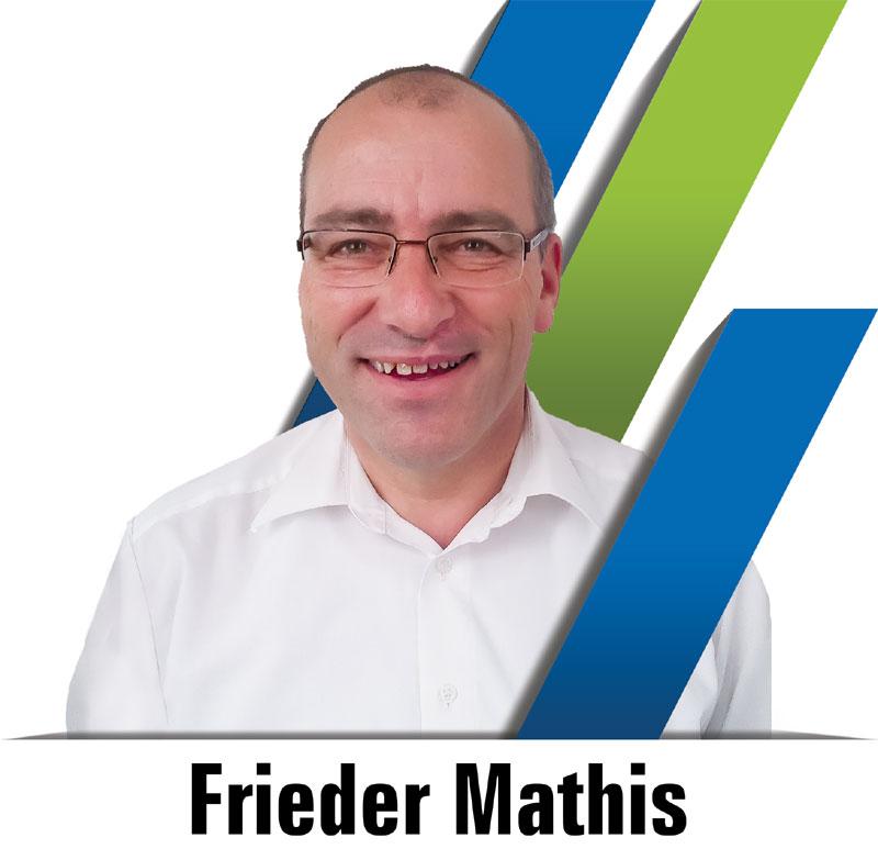 Frieder Mathis