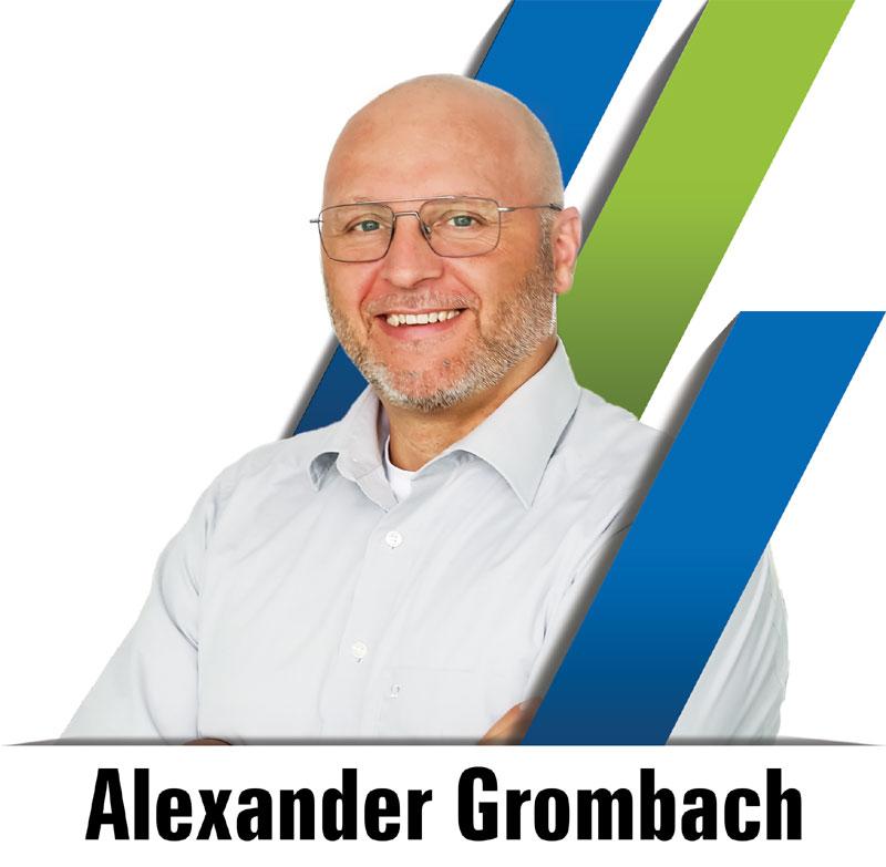 Alexander Grombach