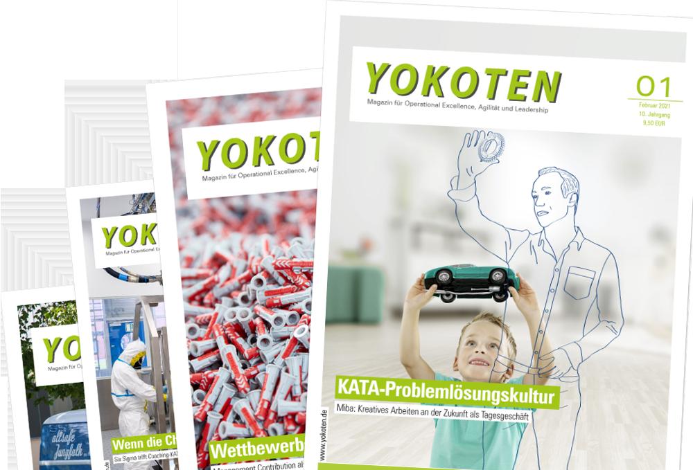 YOKOTEN Magazin