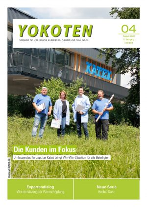 Yokoten 2020/04 - Print + Digital