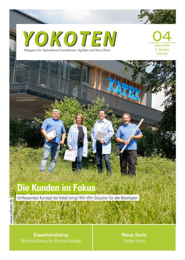 Yokoten 2020/04 - Print