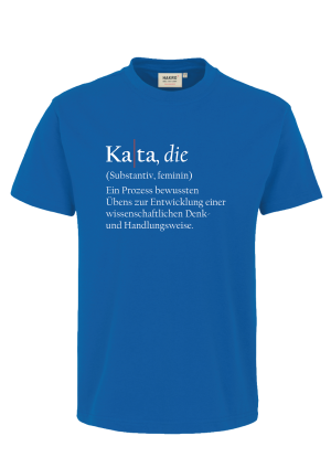 "KATA Shirt ""Definition"""