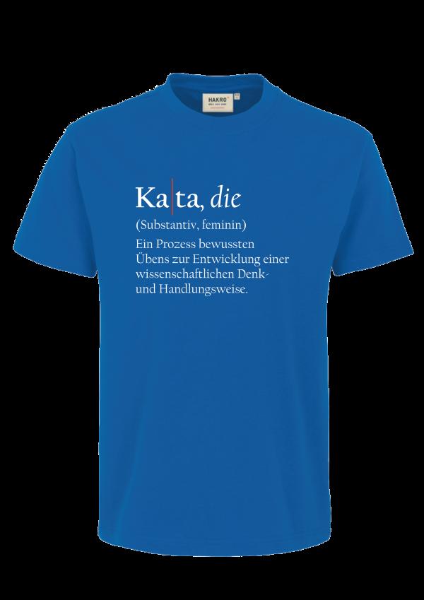 "KATA Shirt ""Definition"""
