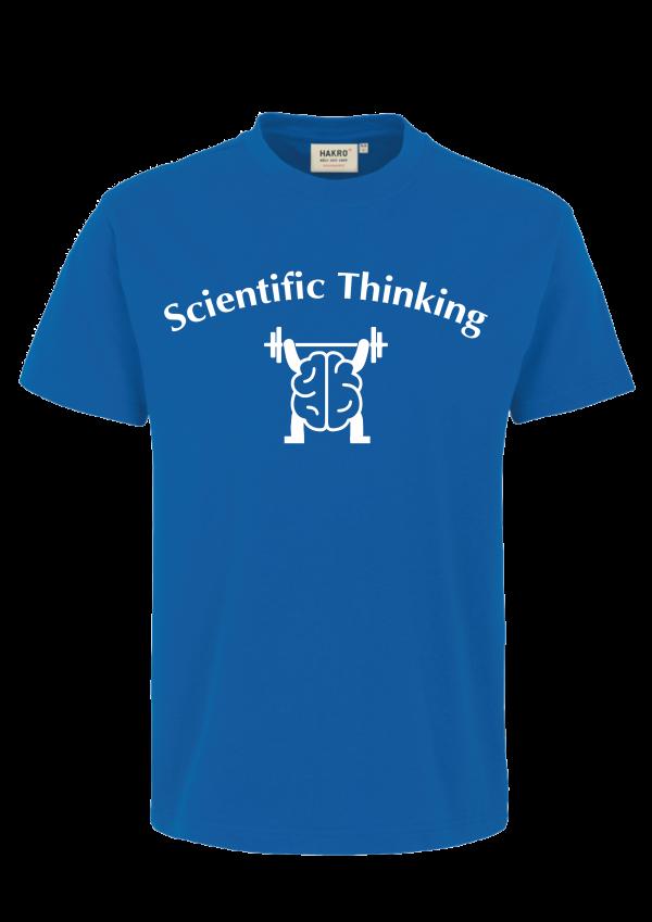 "KATA Shirt ""Scientific Thinking"""