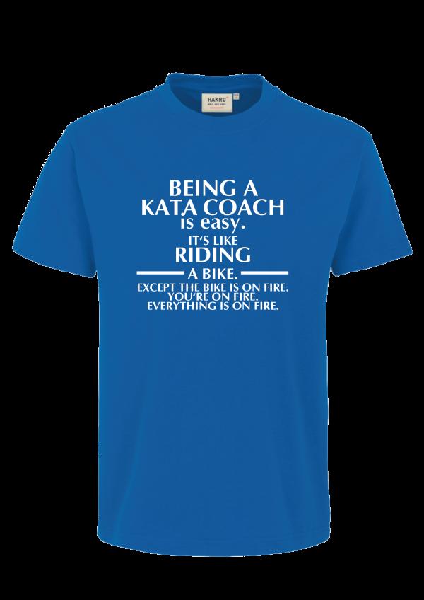 """KATA Shirt """"KATA Coach"""""""