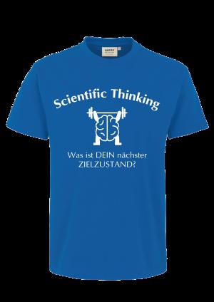 "KATA Shirt ""Scientific Thinking - Zielzustand"""