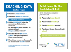 "KATA-Coaching-Karte - ""Sie""-Version"