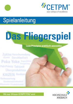Lean Production Lern-Kit - Grundversion Fliegerspiel