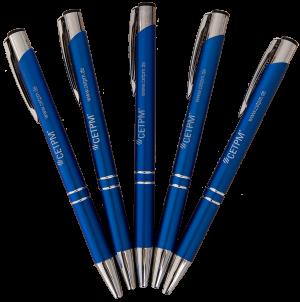 CETPM-Kugelschreiber 5er-Set