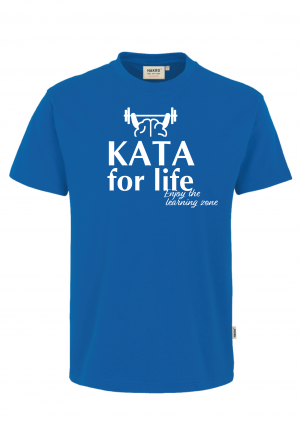 "KATA Shirt ""KATA for life"""