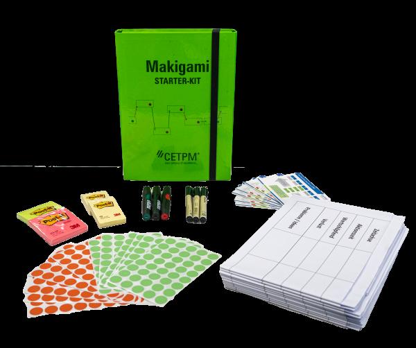 Makigami Starter-Kit