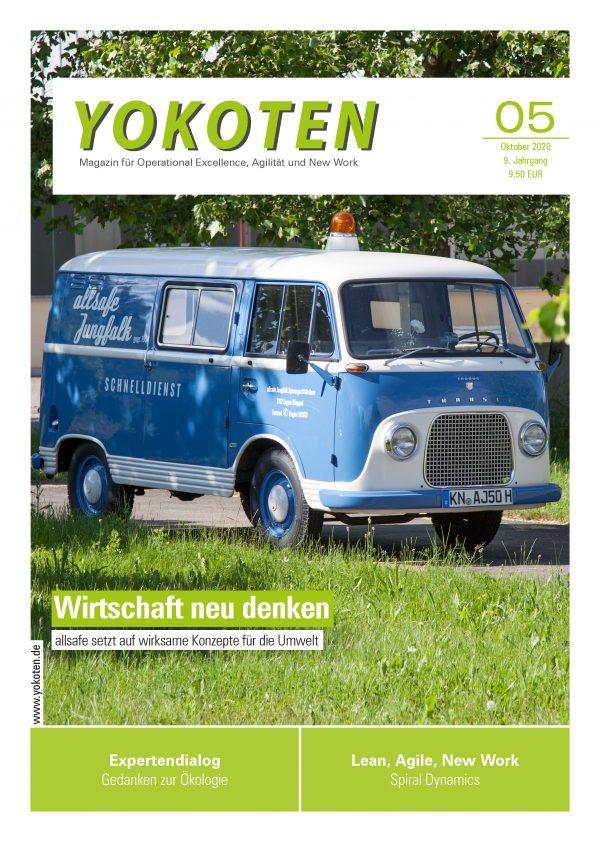 Yokoten 2020/05 - Print + Digital