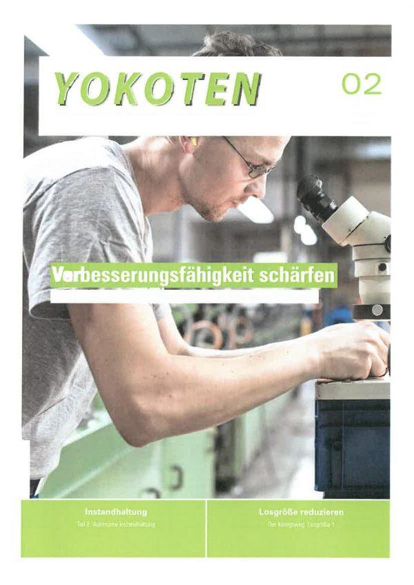 Yokoten 2018/02 - Print + Digital