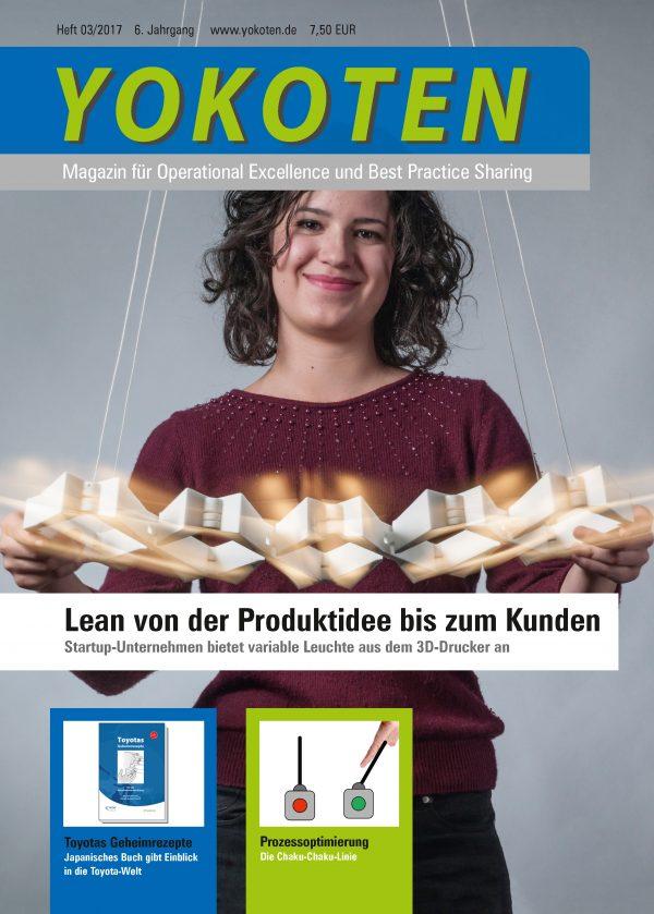 Yokoten 2017/03 - Print + Digital