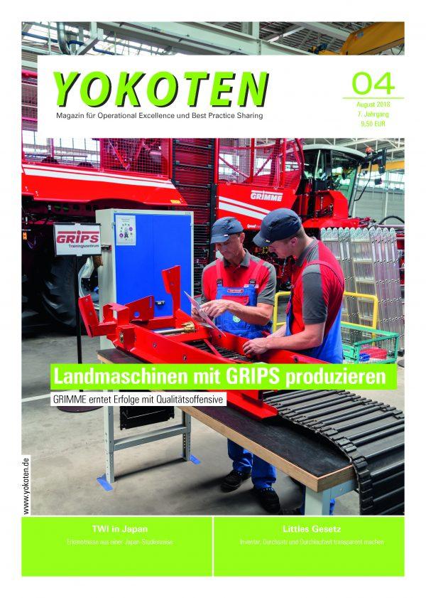 Yokoten 2018/04 - Print