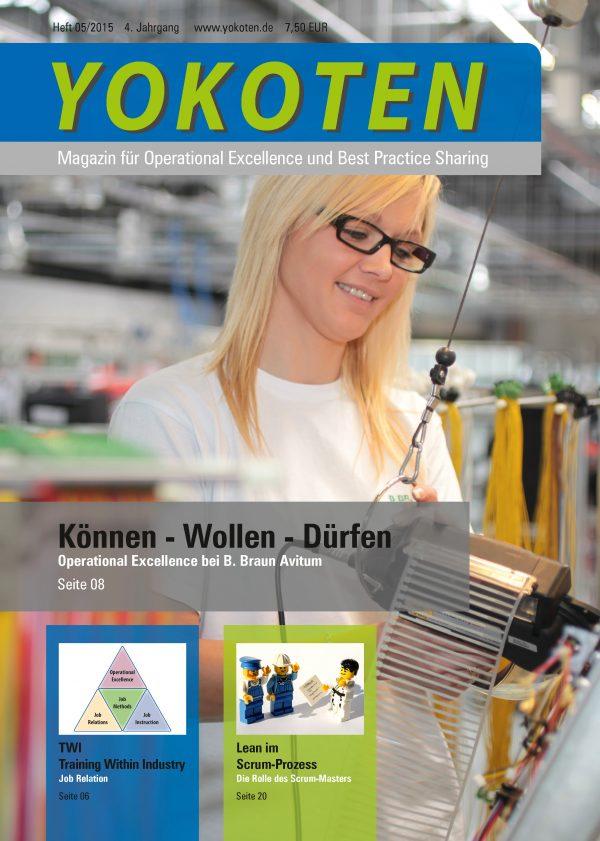 Yokoten 2015/05 - Print + Digital