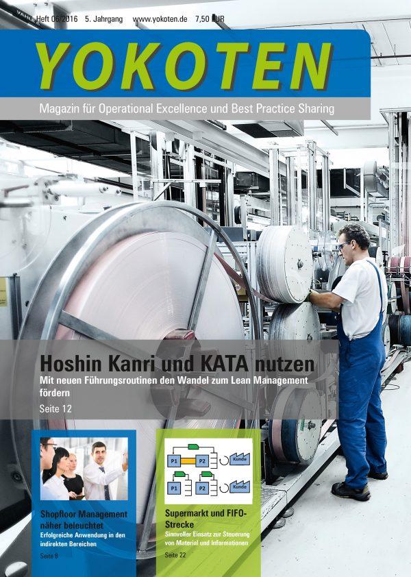 Yokoten 2016/06 - Print + Digital