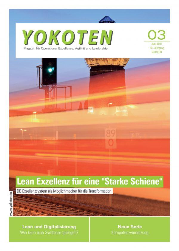 Yokoten 2021/03 - Print + Digital