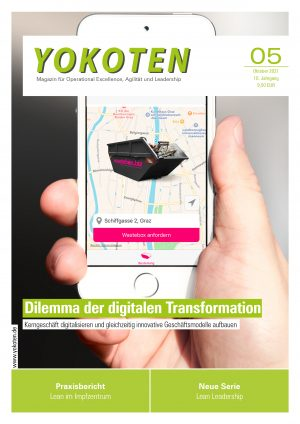 Yokoten 2021/05 - Print + Digital