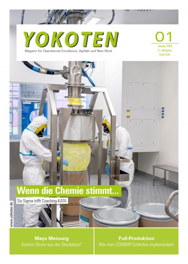 Yokoten 2020/01 - Print + Digital