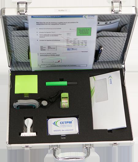 5S Starter-Kit für die Administration