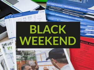 Black Weekend am CETPM