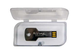 CETPM USB-Stick