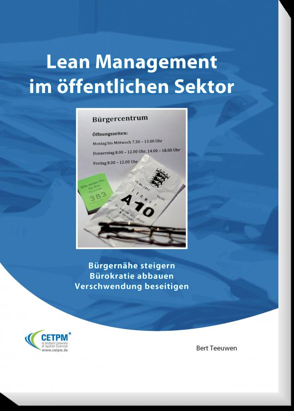 Lean Management im öffentlichen Sektor