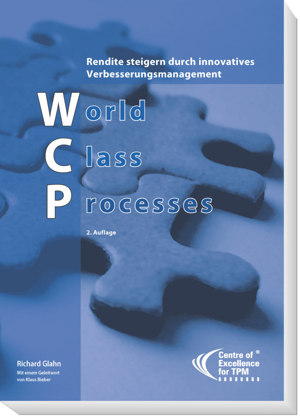 World Class Processes. Rendite steigern durch innovatives Verbesserungsmanagement – oder wie Sie gemeinsam mit Ihren Mitarbeitern betriebliche Prozesse auf Weltklasseniveau erreichen